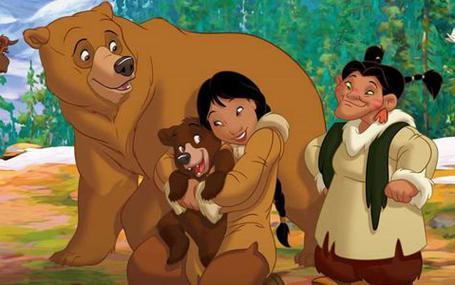 熊的傳說 Brother Bear