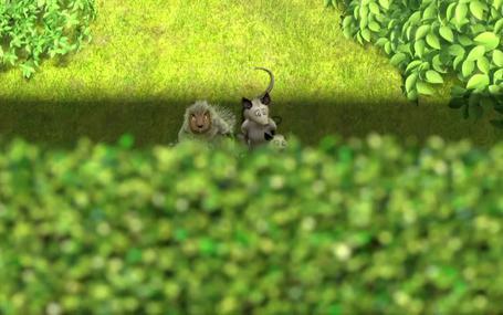 森林保衛戰 Over the Hedge