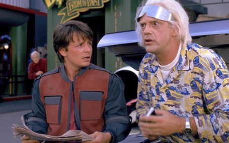 回到未来2 Back to the Future Part II