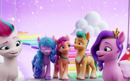 My Little Pony: A New Generation My Little Pony: A New Generation