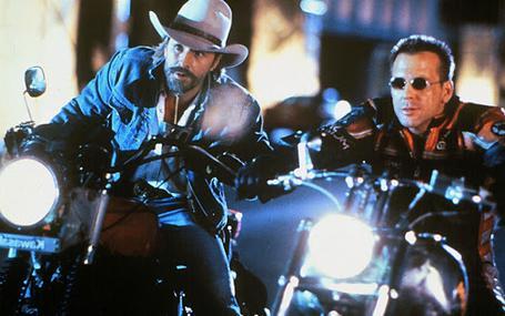 할리와 말보로 맨 Harley Davidson And The Marlboro Man