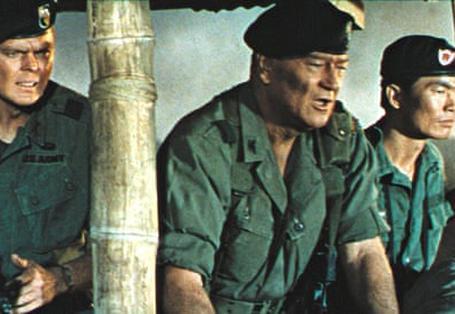 綠色貝蕾帽 The Green Berets
