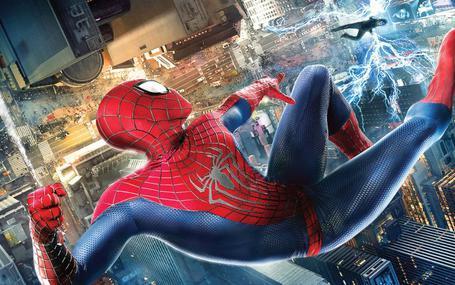 蜘蛛人驚奇再起 蜘蛛人:驚奇再起 The Amazing Spider-Man
