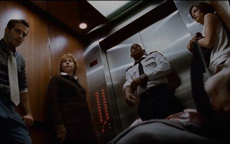 惡靈電梯 The Devil