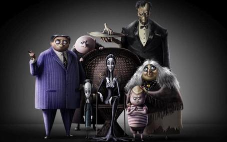 아담스 패밀리 The Addams Family
