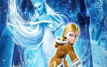 눈의 여왕4 The Snow Queen: Mirrorlands, Snezhnaya koroleva. Zazerkale