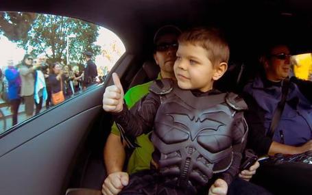 蝙蝠小子崛起一個被全世界聽到的願望 蝙蝠小子崛起:一個被全世界聽到的願望 Batkid Begins: The Wish Heard Around the World