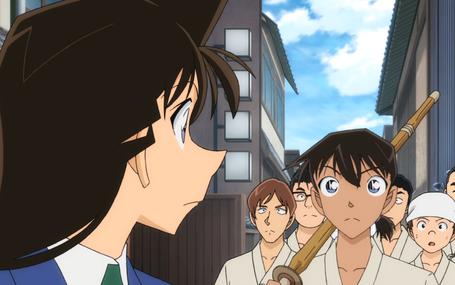 名偵探柯南:紅之校外旅行 鮮紅篇&戀紅篇 Detective Conan:The Scarlet School Trip