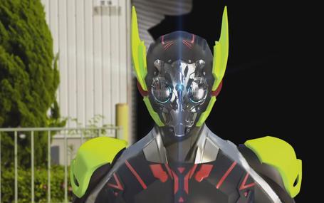 幪面超人ZERO-ONE × 幪面超人聖刃 劇場版 幪面超人ZERO-ONE  幪面超人聖刃 劇場版