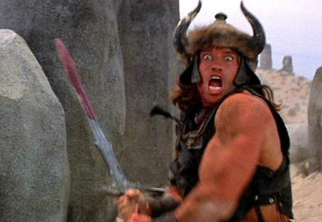 野蠻人柯南 Conan the Barbarian