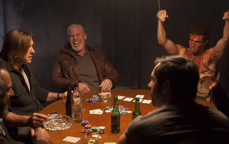 撲克之夜 Poker Night