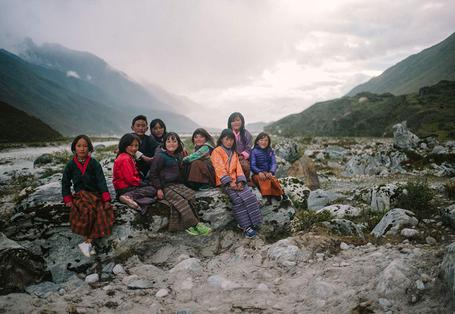 不丹是教室 Lunana: A Yak in the Classroom