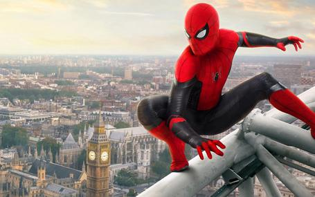 蜘蛛人離家日 Spider-Man: Far From Home