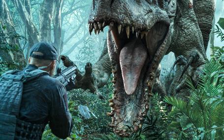 侏羅紀世界殞落國度 侏羅紀世界:殞落國度 Jurassic World: Fallen Kingdom