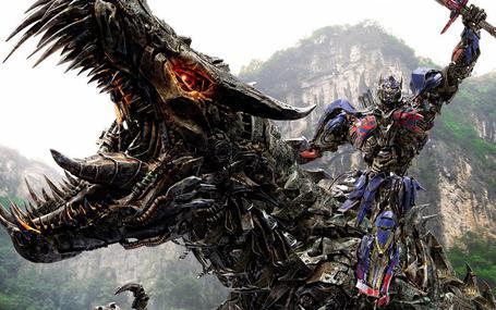 트랜스포머: 사라진 시대 Transformers: Age of Extinction