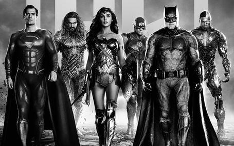 잭 스나이더의 저스티스 리그 Zack Snyder's Justice League