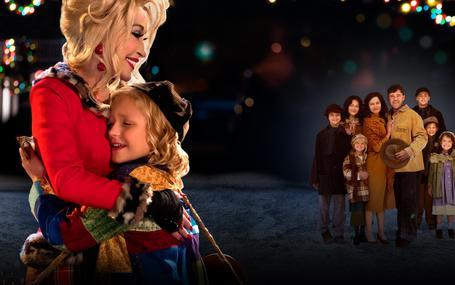 돌리 파튼의 크리스마스 온 더 스퀘어 Dolly Parton's Christmas on the Square