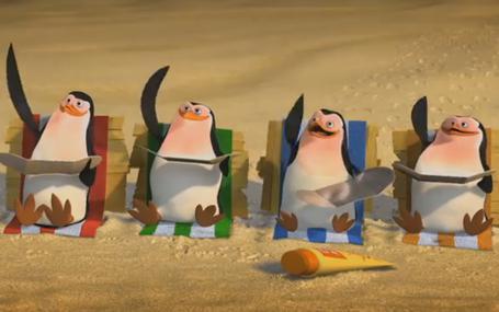 馬達加斯加企鵝 第一季 The Penguins of Madagascar