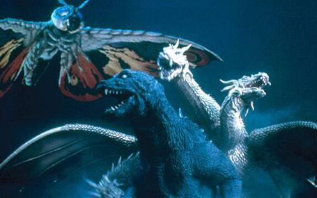 哥斯拉大怪獸總攻擊 哥斯拉:大怪獸總攻擊 ゴジラ・モスラ・キングギドラ 大怪獣総攻撃