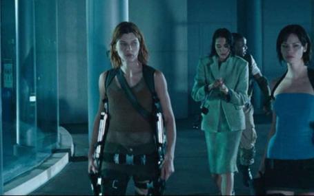 惡靈古堡2啟示錄 惡靈古堡2:啟示錄 Resident Evil: Apocalypse