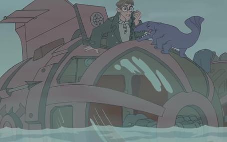 亞特蘭蒂斯2神祕的水晶 Atlantis: Milo's Return