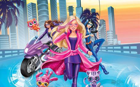 芭比之間諜小隊 Barbie Spy Squad