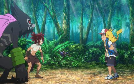 극장판 포켓몬스터: 정글의 아이, 코코 Pokemon the Movie: Secrets of the Jungle