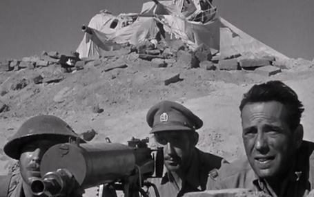 孤城虎將 Sahara