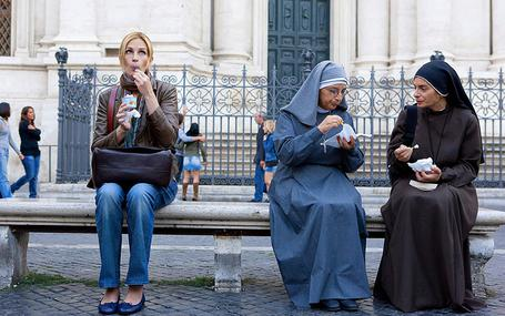 享受吧 一個人的旅行Eat Pray Love