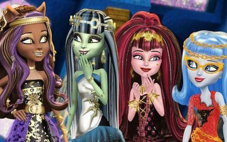 13個願望 精靈高中: Monster High: 13 Wishes