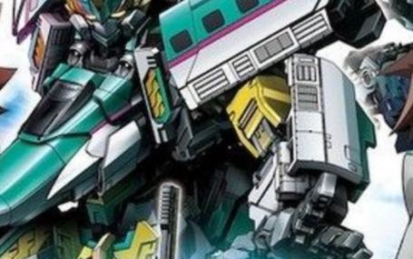 劇場版 新幹線變形機器人—來自未來的神速ALFA-X SHINKALION The Movie