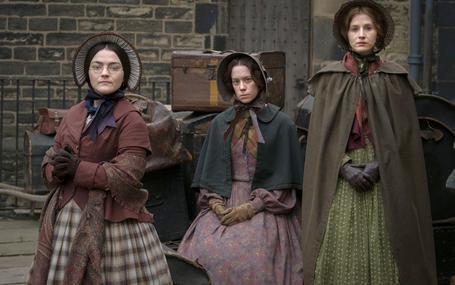 隱於書後 To Walk Invisible: The Bronte Sisters