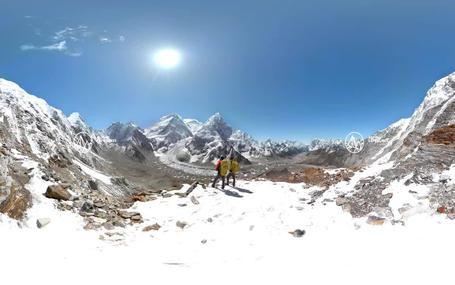 挑戰極限-聖母峰 Everest