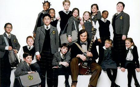 搖滾教室 School Of Rock