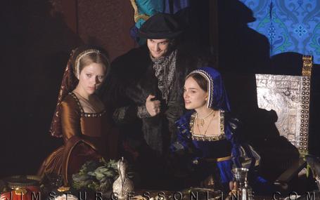 另一個波琳家的女孩 美人心機 The Other Boleyn Girl