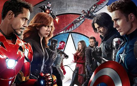 캡틴 아메리카: 시빌 워 Captain America: Civil War