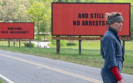 廣告牌殺人事件 (Three Billboards Outside Ebbing, Missouri)