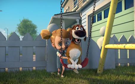狗狗的瘋狂假期 毛孩總動員 Ozzy