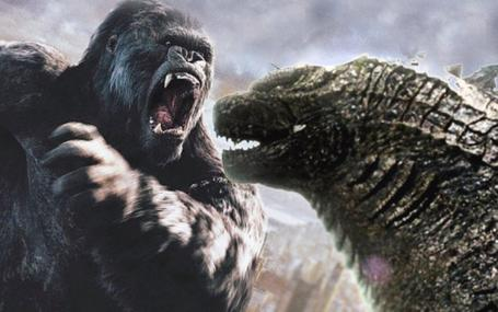 哥吉拉大戰金剛 Godzilla vs. Kong