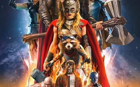 Thor: Love And Thunder Thor: Love And Thunder