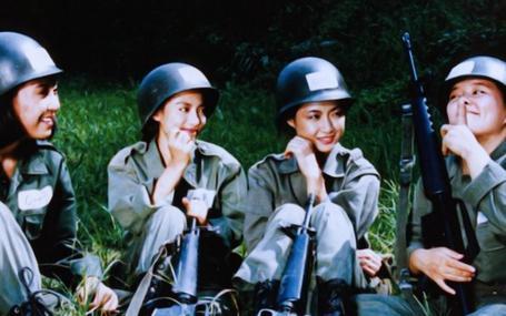 여군외출 Female soldiers' out