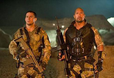特種部隊2正面對決 特種部隊2:正面對決 G.I. Joe 2: Retaliation