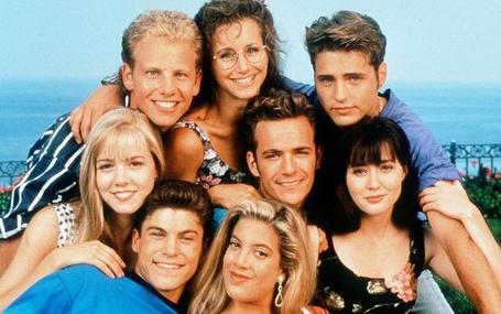 飛越比佛利 第一季 Beverly Hills 90210