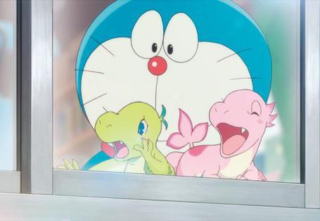 극장판 도라에몽: 진구의 신공룡 Doraemon the Movie: Nobita's New Dinosaur 映画ドラえもん のび太の新恐竜