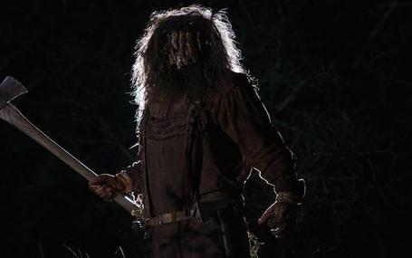 斧頭狂魔 Lumberjack Man