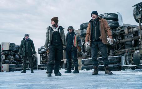 아이스 로드 The Ice Road