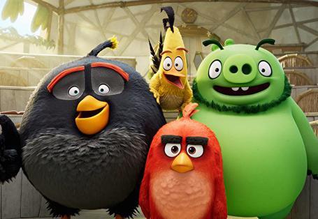 憤怒鳥玩電影 Angry Birds