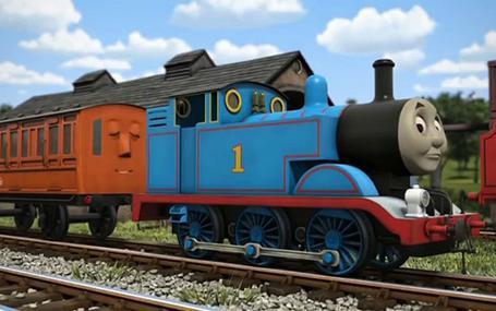 湯馬仕小火車之國王的寶藏 Thomas & Friends: King of the Railway