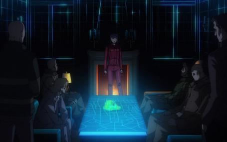 Ghost in the Shell Arise Border 5: Pyrophoric Cult