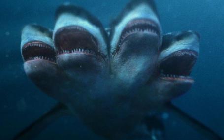 奪命五頭鯊 5-Headed Shark Attack